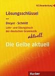 Lehr- und Übungsbuch der deutschen Grammatik AKTUELL Lösungsschlüssel (Klucz rozwiązań)