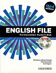 English File Pre-intermediate (3rd Edition) (2012) podręcznik