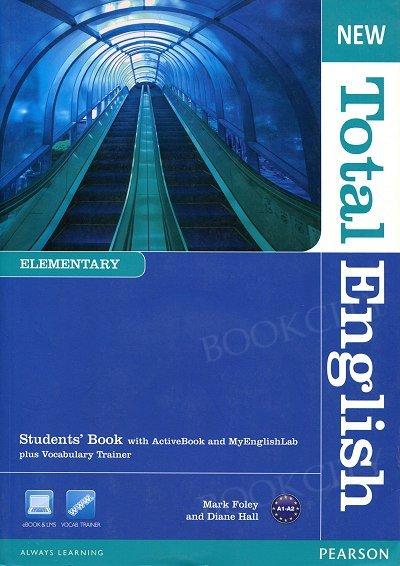 New Total English Elementary Student's Book plus Active Book plus MyEnglishLab (z kodem)