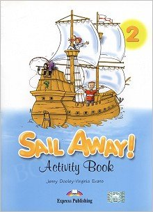 Sail Away! 2 Activity Book