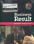 Business Result Advanced Student's Book Pack New (DVD-ROM & Skills WB)