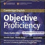 Objective Proficiency (2nd Edition) Class Audio CDs (2)