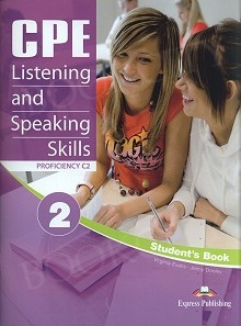 CPE (Updated 2013) Listening and Speaking Skills 2 podręcznik