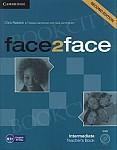 face2face 2nd Edition Intermediate książka nauczyciela