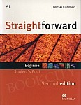 Straightforward 2nd ed. Beginner Student's Book (bez kodu)