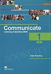 Communicate 1 Teacher's CD ROM + DVD Pack