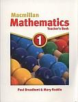 Macmillan Mathematics 1 książka nauczyciela