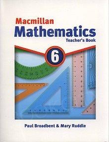Macmillan Mathematics 6 Książka nauczyciela