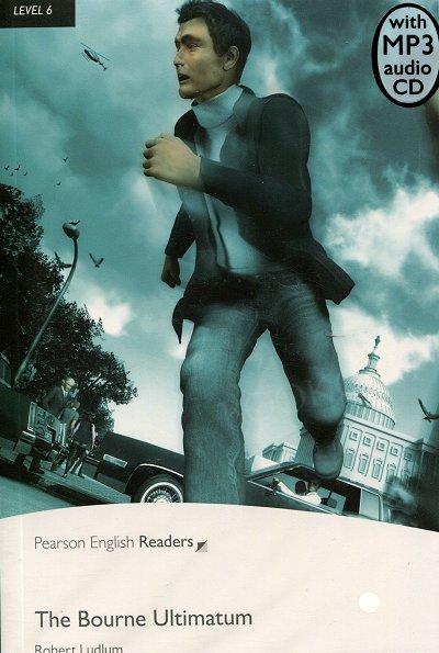 The  Bourne Ultimatum Book plus CDmp3