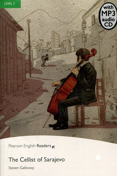 The Cellist of Sarajevo Book plus CD