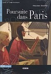 Poursuite dans Paris Livre + CD audio