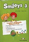 Smiles 3 Teacher's Multimedia Resource Pack (Class Audio CDs + DVD + Resource Pack CD-ROM)