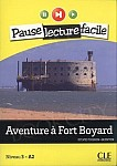 Adventure a Fort Boyard Książka + CD