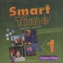 Smart Time 1 Class Audio CDs (set of 4) + Workbook Audio CD