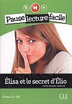 Elisa et le secret d'Elio +CD