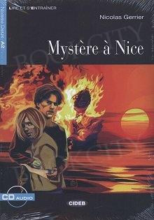 Mystere a Nice Książka + CD
