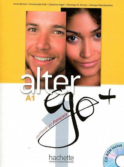 Alter Ego+ 1 Podręcznik + CD-Rom