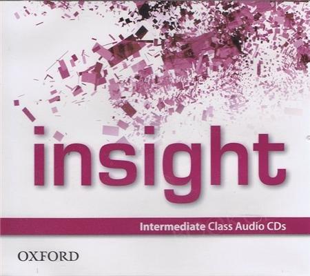 Insight Intermediate Class CD