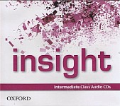 Insight Intermediate Class CD