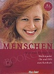 Menschen A1 Medienpaket-(A1/1 i A1/2) CD + DVD zum Kursbuch