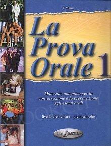La Prova Orale 1 Książka
