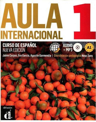 Aula Internacional Nueva Edición 1 Podręcznik + ćwiczenia + CD mp3