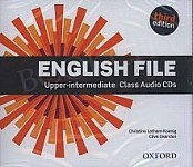 English File Upper Intermediate (3rd Edition) (2014) Class Audio CDs