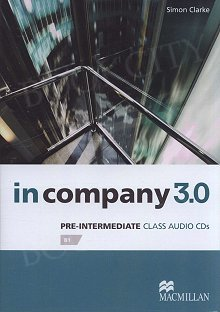 In Company 3.0 Pre-intermediate Audio CD
