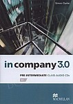 In Company 3.0 Pre-intermediate Audio CD