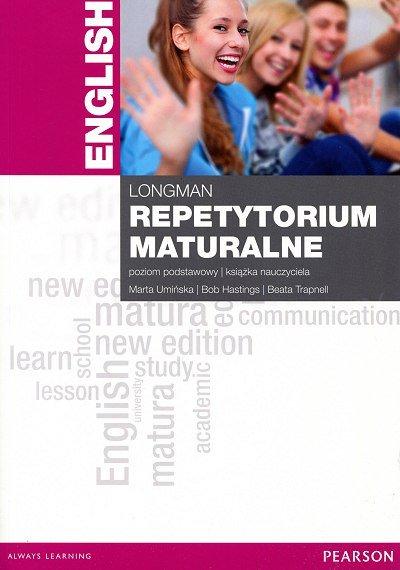 Groovy Longman Repetytorium maturalne. Poziom podstawowy książka RV64