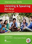 Improve your Skills for First. Listening and Speaking Skills podręcznik