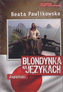 Blondynka na językach Japoński Książka+CD