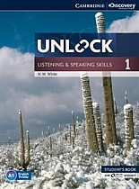 Unlock: Listening and Speaking Skills 1 Podręcznik + Online Workbook