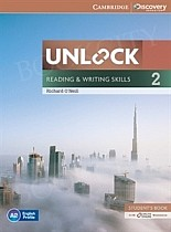 Unlock: Reading & Writing Skills 2 podręcznik