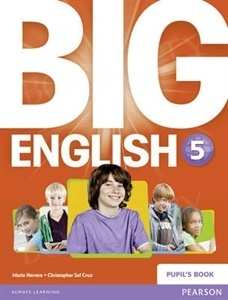 Big English 5 podręcznik