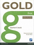 Gold First (New Edition with 2015 exam specifications) książka nauczyciela