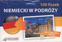 Niemiecki 100 Fiszek W podróży Fiszki + mp3 online