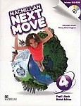 Macmillan Next Move 4 DVD-ROM