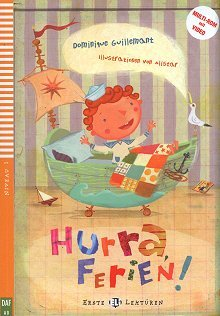 Hurra, Ferien Książka  +cd