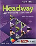 New Headway Upper Intermediate (4th edition) Student's Book Pack (iTutor DVD-ROM)