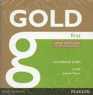 Gold First (New Edition with 2015 exam specifications) Class Audio CDs