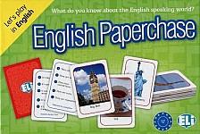 English Paperchase Gra językowa z polską instrukcją i suplementem