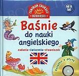 Baśnie do nauki angielskiego Książka+CD