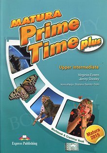 Matura Prime Time Plus Upper-Intermediate Student's Book (niewieloletni)