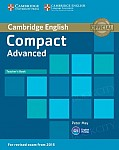 Compact Advanced książka nauczyciela