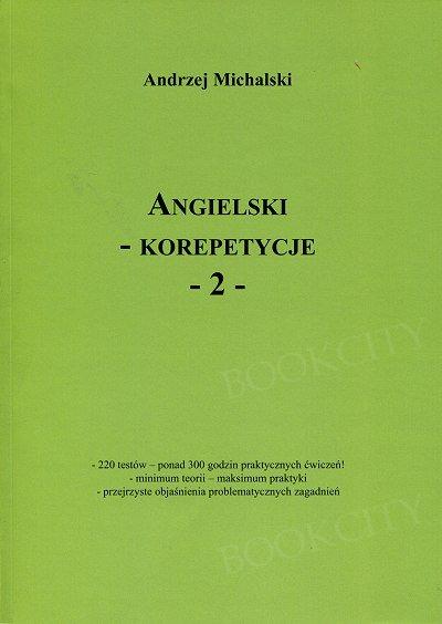 Angielski - Korepetycje. Część 2