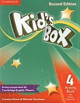Kid's Box 4 (Updated 2nd Ed) Teacher's Resourse Book with Online Audio