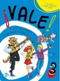 ¡Vale! 3 Libro del alumno