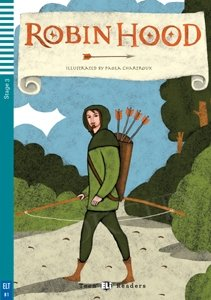 Robin Hood Book + CD