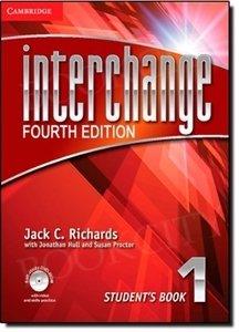 Interchange Fourth Edition 1 podręcznik